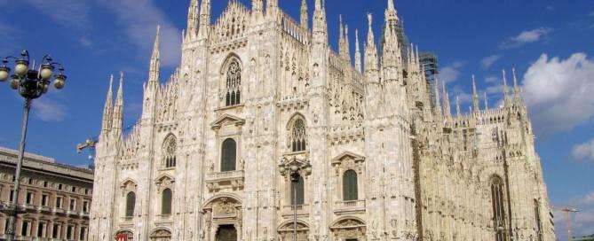 Милан, еда и итальянцы