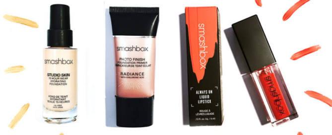 Быстрый макияж от smashbox обзор косметики отзыв
