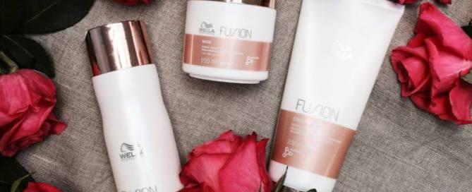 Wella Professional Fusion – линия для интенсивного восстановления волос отзыв
