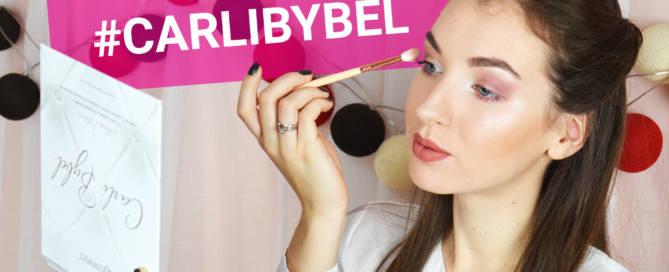 carli bybel палетка теней макияж глаз урок макияжа BH COSMETICS обзор, свотчи, надо не надо, deluxe palette