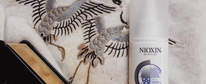 nioxin thickening spray спрей для объема отзыв уход за тонкими волосами