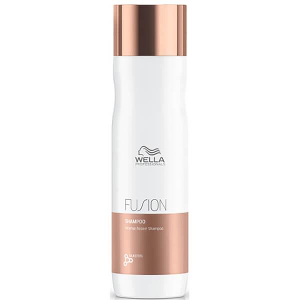 wella professionals fusion shampoo review увлажняющий шампунь для натуаральных волос как ухаживать за волосами