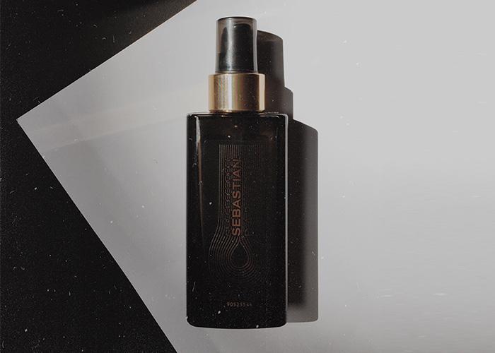 темное масло для волос от sebastian professional dark oil лучшее масло для волос