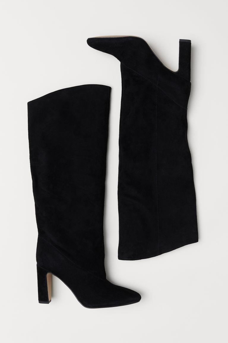 что надеть в H&M Suede boots H&m 99,00 €