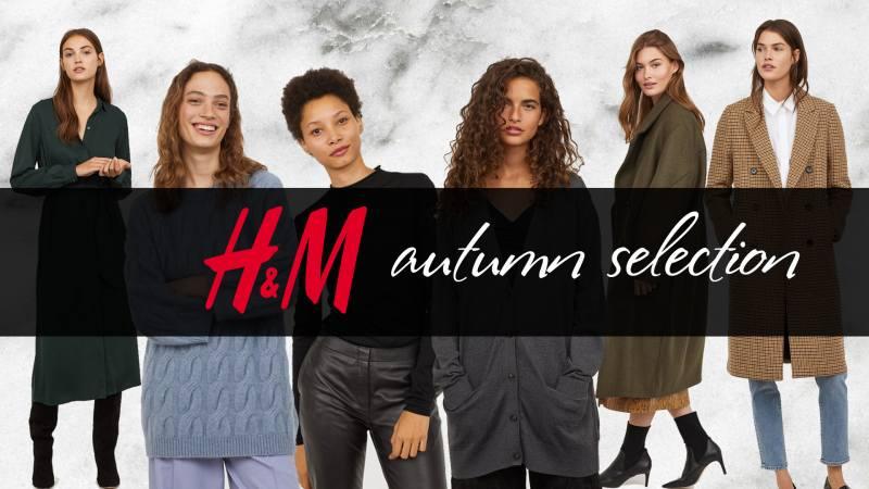 h&m что надеть этой осенью